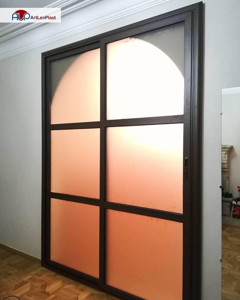 Սլայդ դռներ Շարժական դռներ