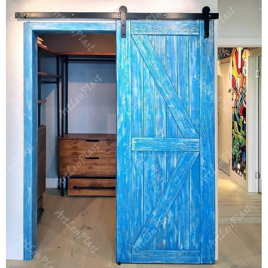 Սլայդ դռներ