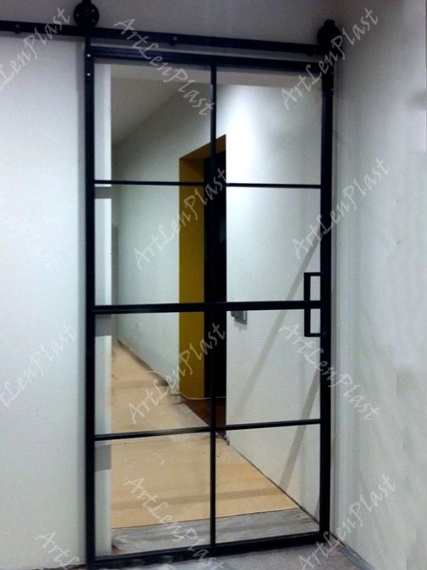 Սլայդ դռներ Սլայդ դուռ՝ հայելիով