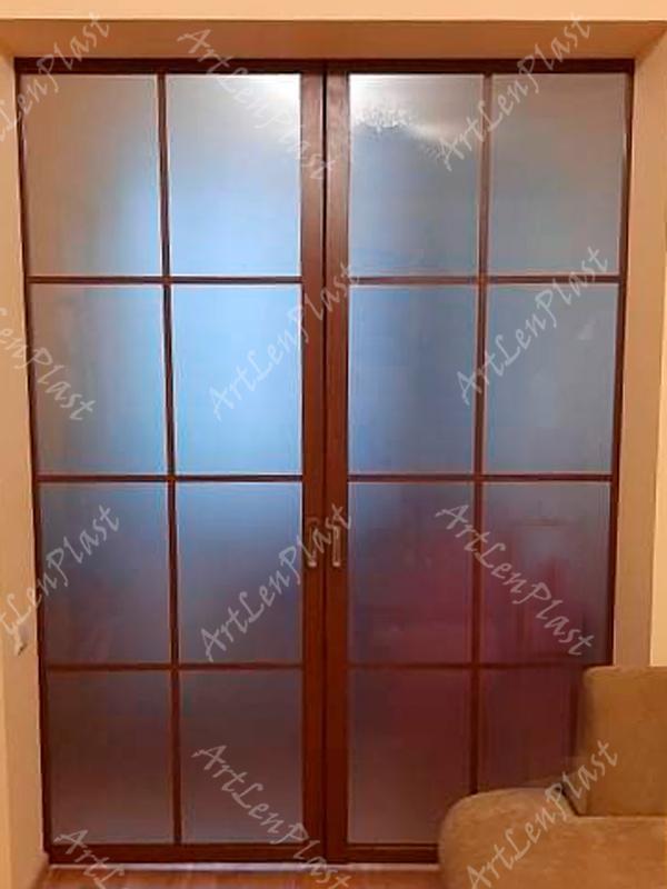 Սլայդ դռներ Սլայդ դուռ