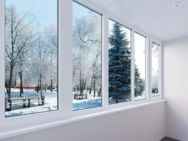 How to prepare plastic windows for winter