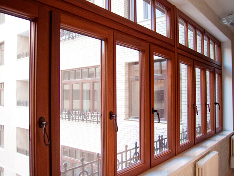 Advantages and disadvantages of wooden, plastic and aluminum windows