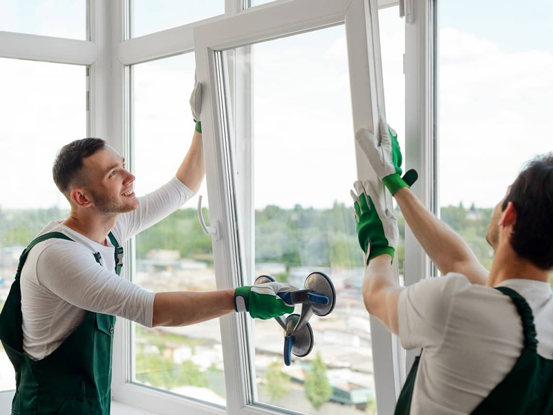10 common mistakes in installing plastic windows
