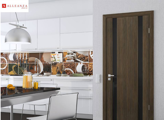 Alleanza. European quality and style of doors in the Armenian market