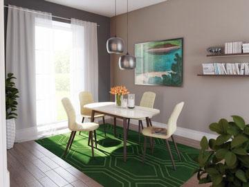 Столовый набор (стол,стулья)